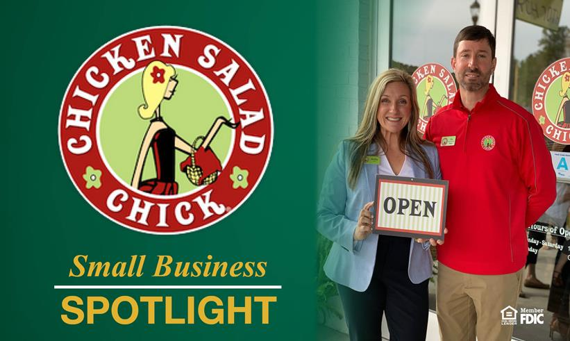 Chicken Salad Chick Small Business Spotlight