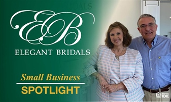 Elegant Bridals Small Business Spotlight