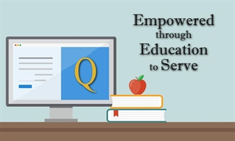 Empowered Through Education To Serve