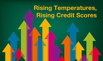 Rising Temperatures, Rising Credit...