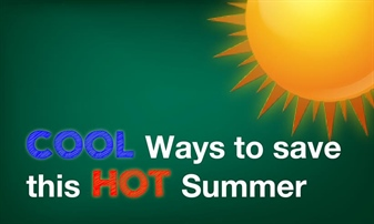 Cool Ways To Save Money This Summer
