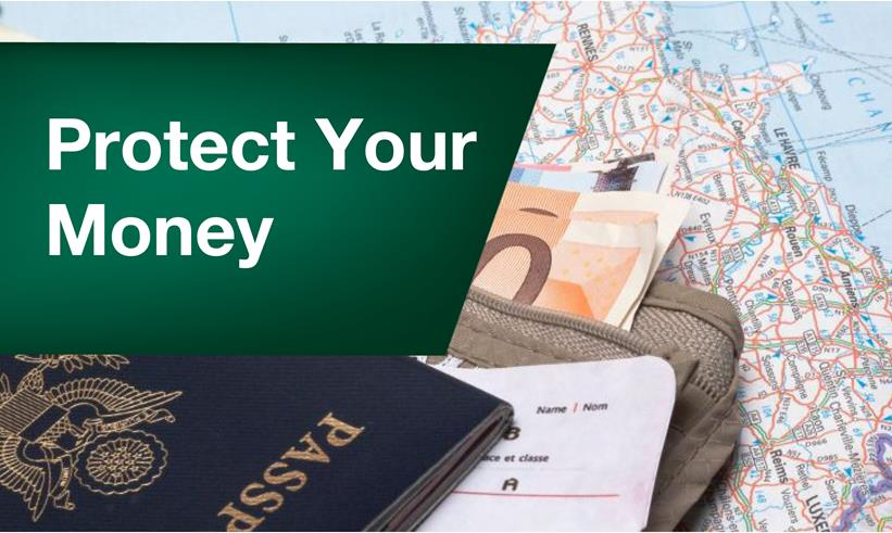 6 Ways To Keep Your Money Secure While Traveling