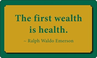 Health & Wealth; Understanding Their...