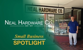 Neal Hardware Co. Small Business...