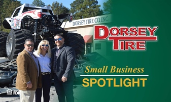 Dorsey Tire Co. Inc. Small Business Spotlight