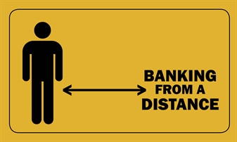 Banking From a Distance
