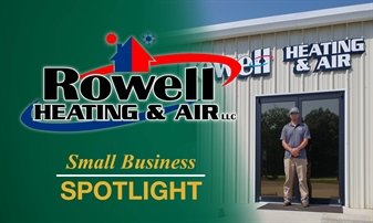 Rowell Heating & Air, LLC Small...