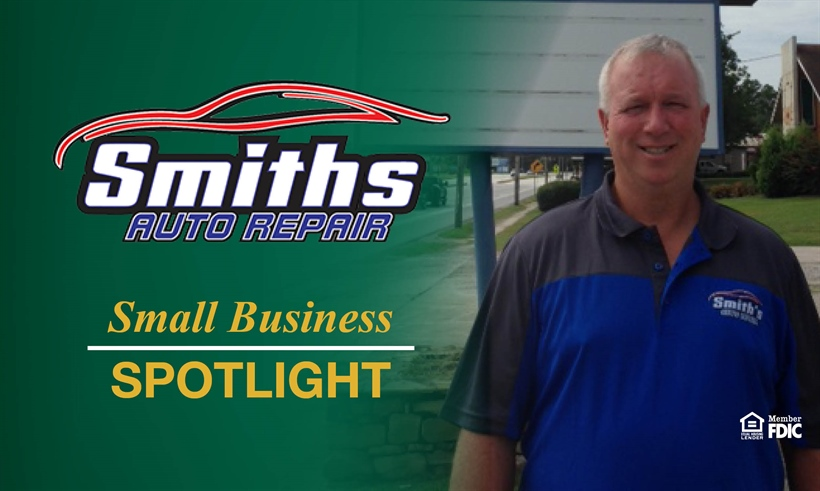 Smith's Auto Repair Small Business Spotlight