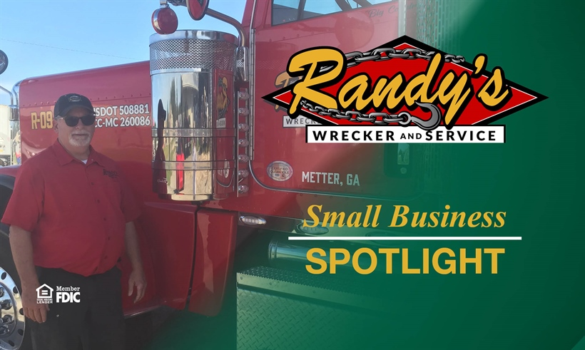 Randy's Wrecker and Service Center Small Business Spotlight