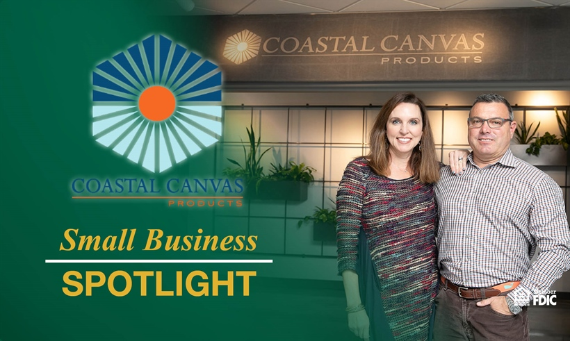 Coastal Canvas Products Small Business Spotlight