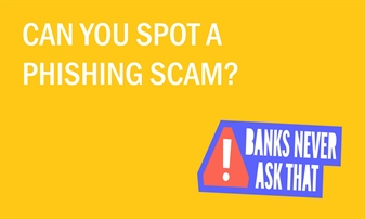 Can you spot a Phishing Scam?