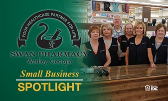 Swan Pharmacy Small Business Spotlight