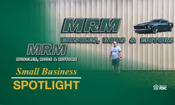 Muscles, Rods & Motors LLC Small Business Spotlight