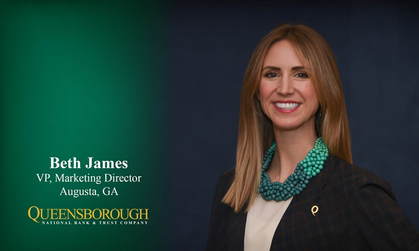 Queensborough Welcomes Beth James as VP, Marketing Director