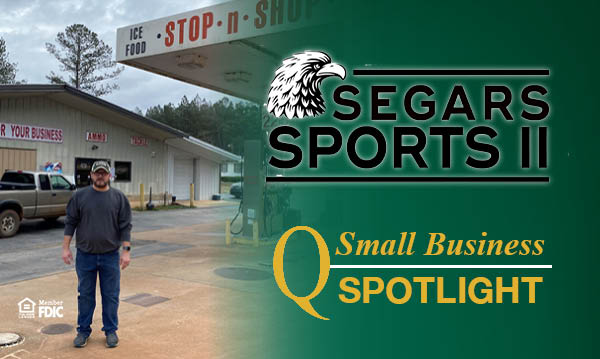 Segars Sports II Small Business Spotlight